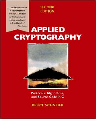 Applied Cryptography - Schneier